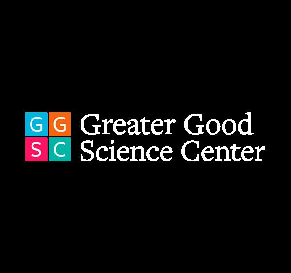 Greater Good Science Center logo