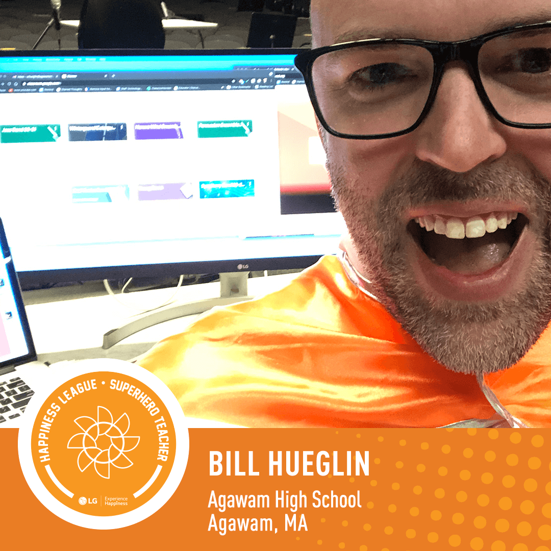 Bill Hueglin GRATITUDE