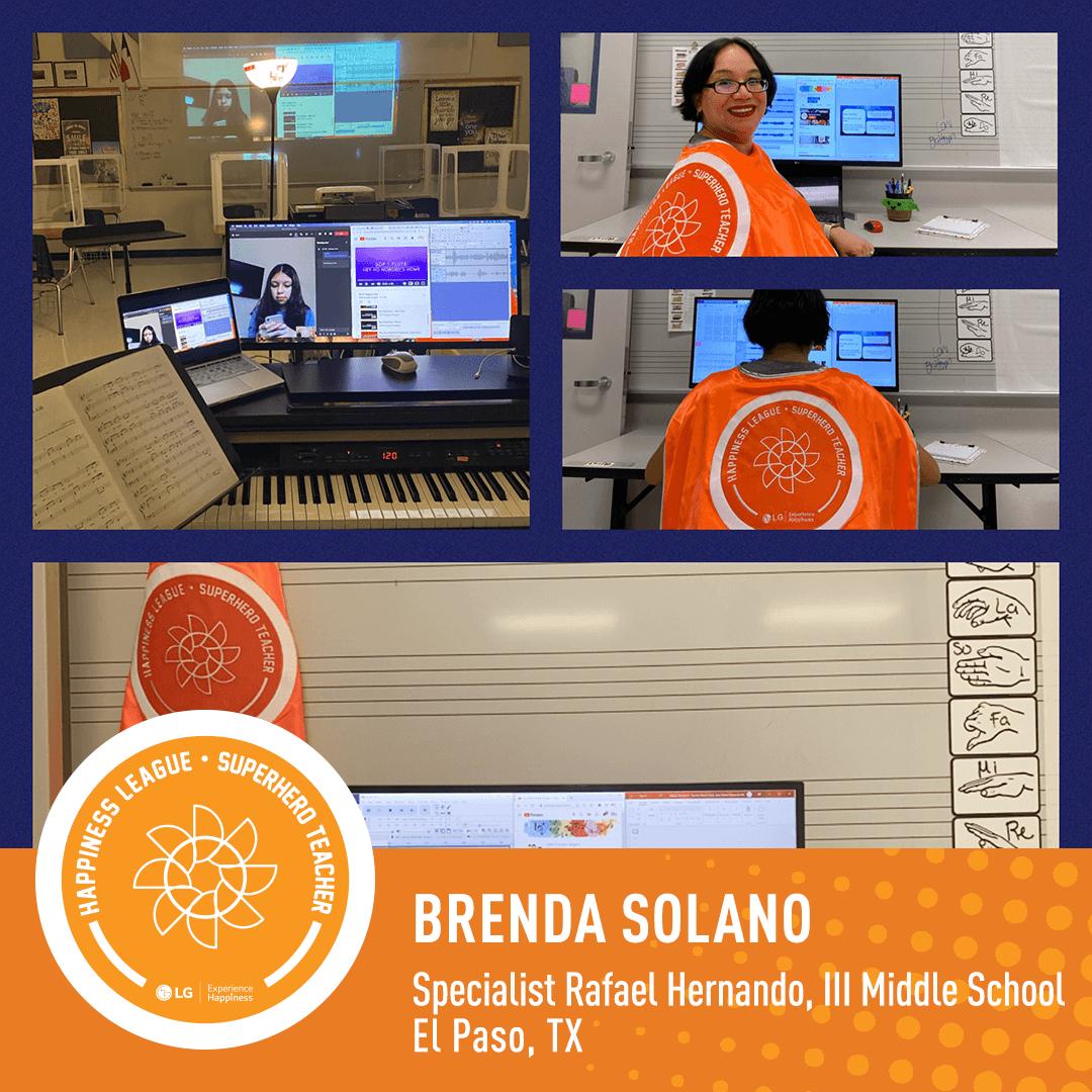 Brenda Solano GRATITUDE