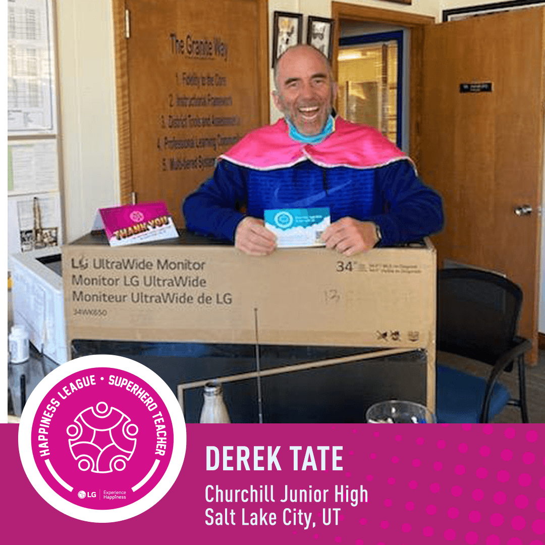 Derek Tate HUMAN CONNECTION
