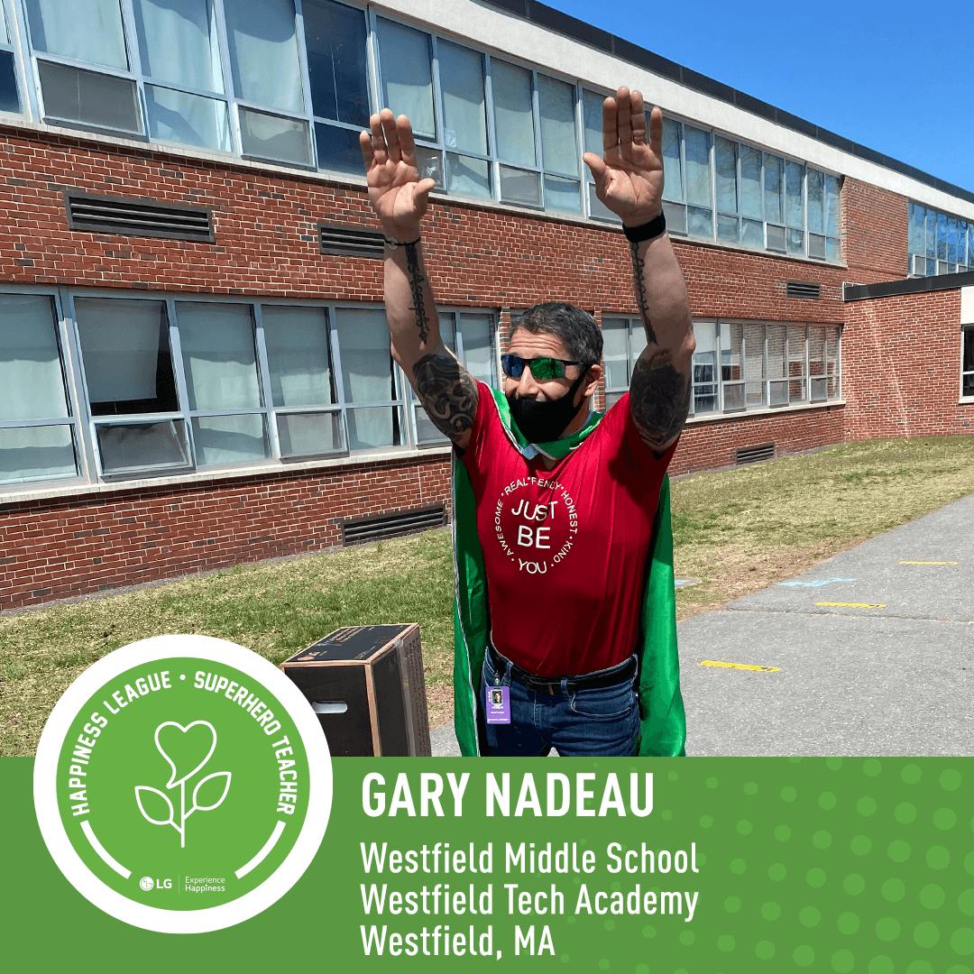 Gary Nadeau MINDFULNESS