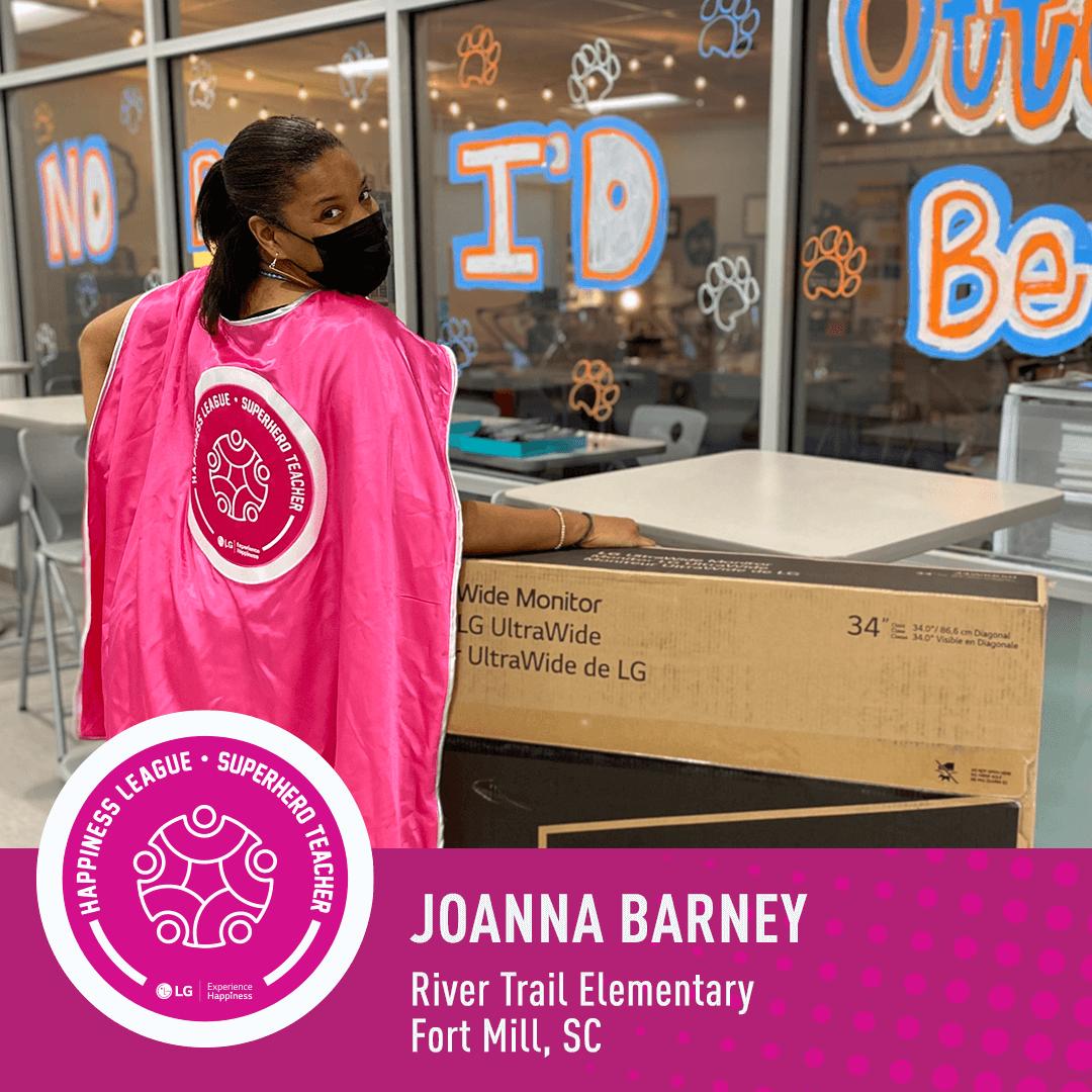Joanna Barney HUMAN CONNECTION