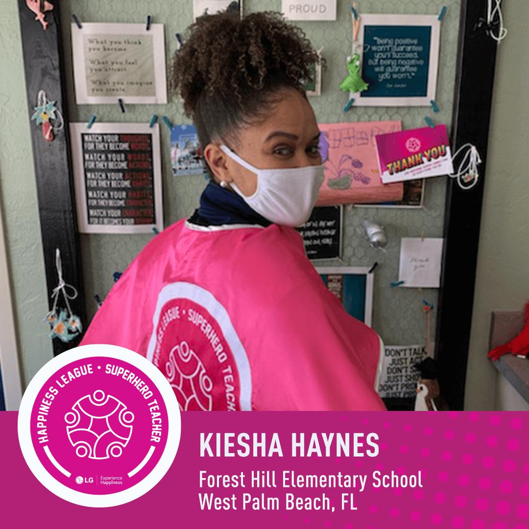Kiesha Haynes HUMAN CONNECTION