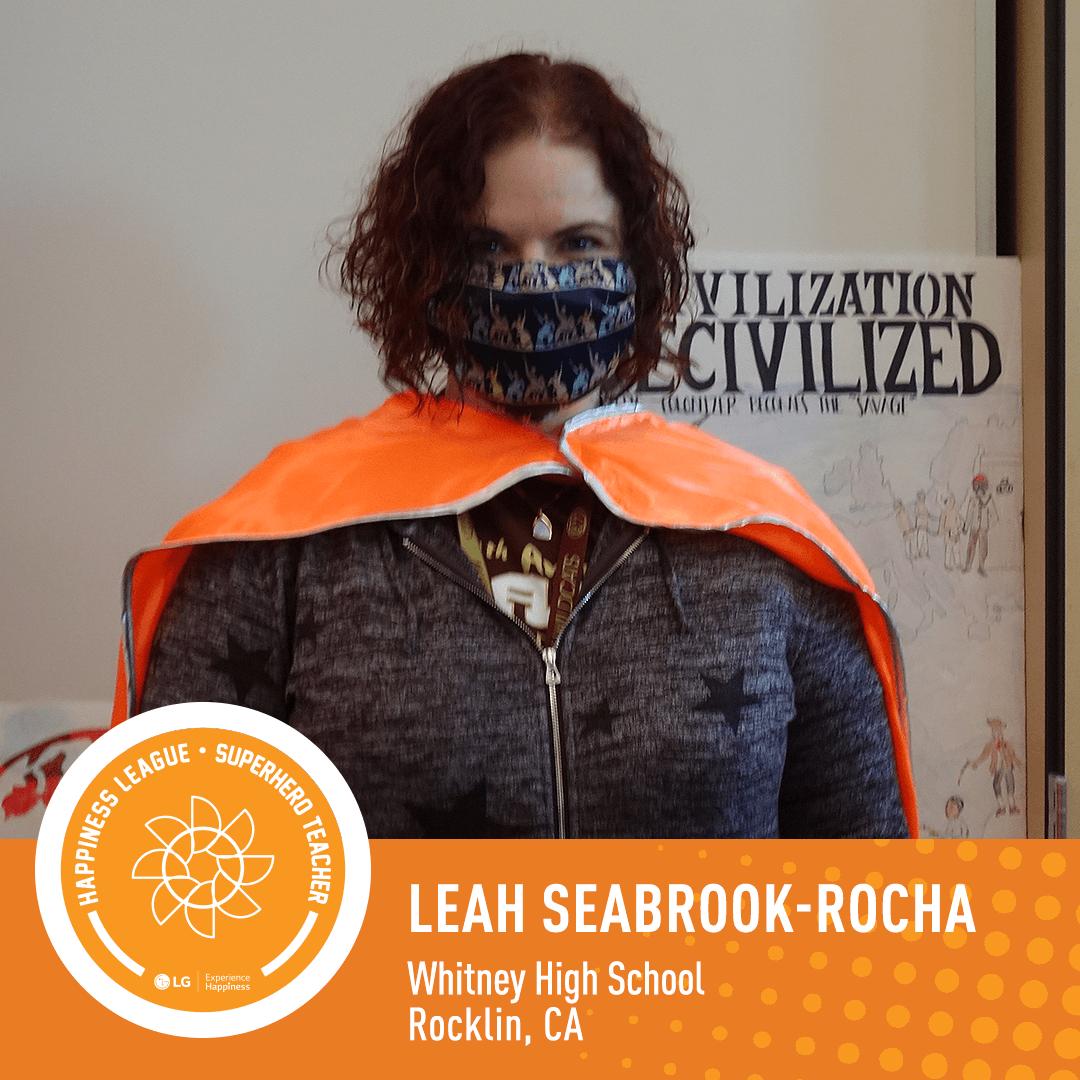 Leah Seabrook-Rocha GRATITUDE