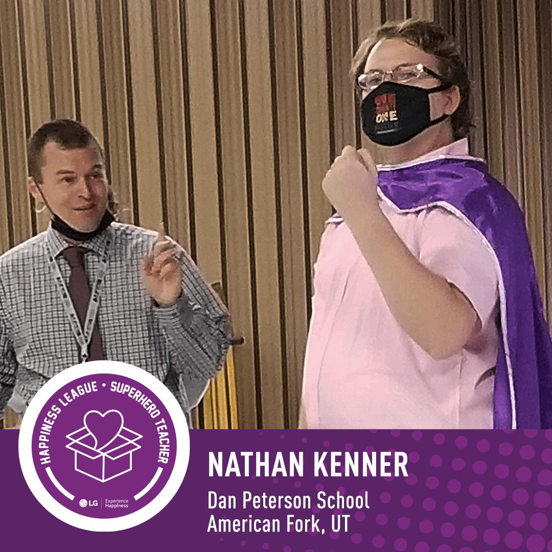 Nathan Kenner GENEROSITY